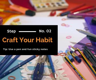 Craft Your Habit
