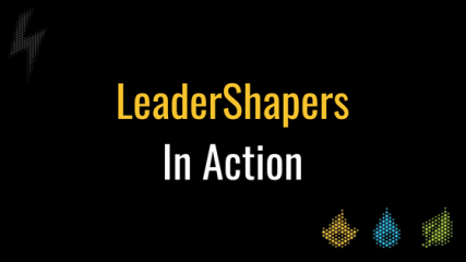 LeaderShapers In Action