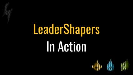 LeaderShapers In Action